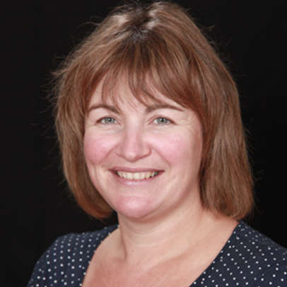 Karen Tonkin - manager at The Playbox Truro Happy Days Nursery