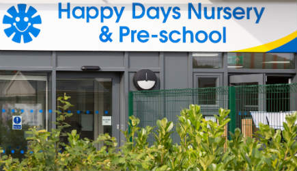 Cheswick-Village Bristol Happy Days Nursery childcare preschool