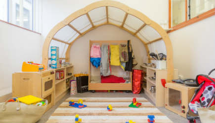 Truro Treliske Cornwall Happy Days Nursery childcare preschool